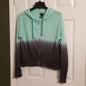 Wet Seal Zip Up Hoodie